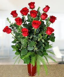 Elegant Rose Bouquet - Same-day Delivery to Danvers, MA - Currans Flowers