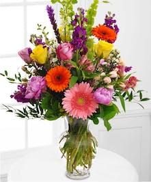 Tall Garden Vase
