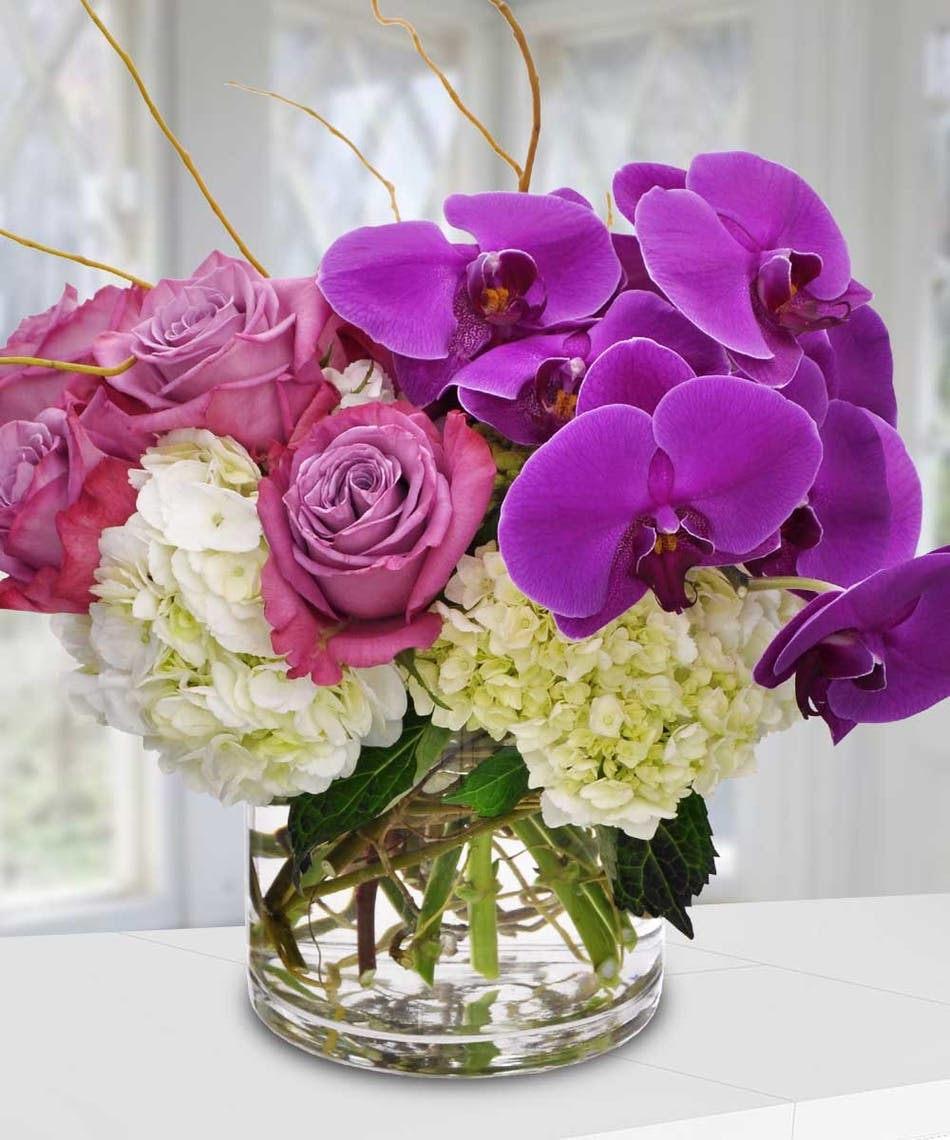 Hermosa Flower Bouquet - Same-day Delivery - Danvers Florist