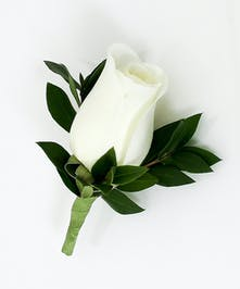 Rose Boutonniere - Same Day Delivery, Danvers MA