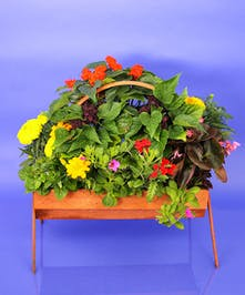 Cemetery Basket-16 inch - Same Day Delivery, Danvers, MA