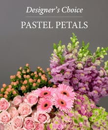 Pastel Petals - Designers Choice