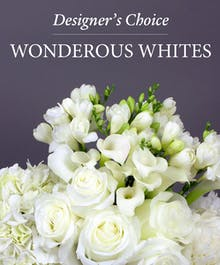 Wonderous Whites - Designers Choice