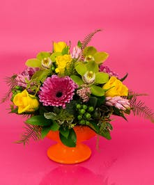 Citrus Centerpiece - Same Day Delivery, Danvers MA