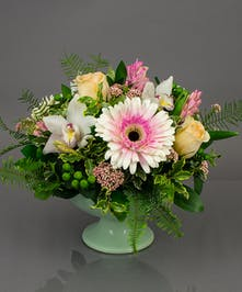 Pastel Spring  Centerpiece - Same Day Delivery, Danvers MA