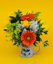Get Well Mug For Him - Same day delivery to Danvers & Beverly, MA