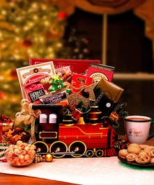 The Christmas Express Holiday Gift Box