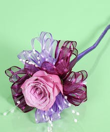 Lavender Princess Rose Wand- Same Day Delivery, Danvers MA