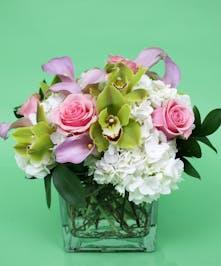 Spring Euro Bouquet