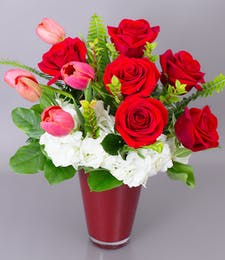Currans Valentine Vase