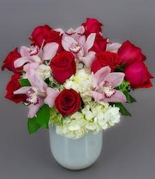 Lavish Valentine Bouquet