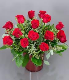 Lush Rose Bouquet